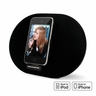 Magnasonic MiDK101 Rotating and Charging Speaker Dock for iPod or  iPhone