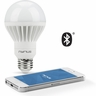 Nyrius Wireless Smart White LED Light Bulb for Smartphones & Tablets - iOS & Android App Remotely Controls On/Off, Scheduling & Dimming Functions - Bluetooth Energy Efficient Home Automation (SB09)