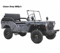 Jeep Willys Off-Road 125cc Mini Utv/ Go-Kart/ Golf Cart