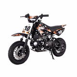 Jet Moto 110-m - Youth Size Pit Dirt Bike - with Electric Start & Fully Automatic Transmission