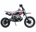 "Tao Tao DB14 - 110cc Deluxe - Dirt / Pit Bike - Honda Style Semi-Auto Trans - Upgraded Suspension - Larger 14"" Front Tire"
