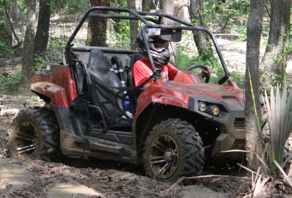 Viper Mxu 170 Kids Utv Side X Side! Youth Size - Automatic with Reverse - Rugged Suspension