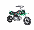 Ssr 70-C Pit / Dirt Bike. Upgraded Suspension -  Hydraulic Disc Brakes - Semi-Automatic -