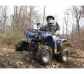 Coolster / TAO ATV 110D Utility/Sport Style Kids Quad.  Lowest Price Guaranteed!! CALIF LEGAL! <h3>Dual Racks Sport Model</h3>