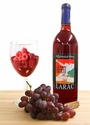 Learn, Share, Create - Raspberry Infused Pinot Noir (Charitable Wine)