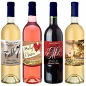 Standard (750ml) Custom Labeled Wine Bottles (12 btl min.) $10.25+/btl