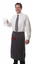 Bistro Apron One or Two Pocket (Minimum Purchase of 12)