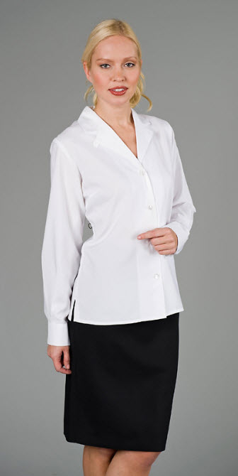 Wing Collar Blouse 83