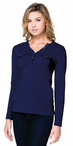 Ladies Waitstaff Fitted Stretch Blouse
