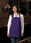 Three Pocket Bib Apron with Optional Pencil Divide
