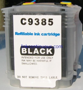HP 88 Refillable Cartridges for HP K550/HP K5400/K8600, HP L7480/L7580/L7680/L7780