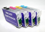 Refillable cartridges for Epson WorkForce 40/310/500/600/610