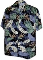 Hawaiian Antiquities<br>Mens Hawaiian Shirts<br>Matching chest pocket<br>100% Cotton<br>