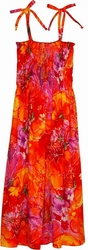 Hawaiian Collection<br>Hawaiian Dresses<br>100% Rayon<br>