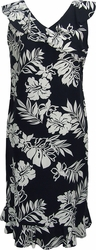 Hibiscus Collection<br> Women's Hawaiian Dress<br>100% Rayon<br>