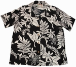 Tiare Shirt<br>Ladies Hawaiian Shirt<br>100% Rayon<br>