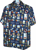 Unlimited Hawaiian shirts<br>Mens Hawaiian Shirts<br>Matching chest pocket<br>100% Cotton<br>