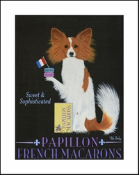 PAPILLON FRENCH MACAROONS - Fine Limited Edition Print