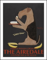 THE AIREDALE - Limited Edition Print