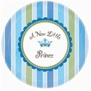 A New Little Prince Baby Shower Party Supplies