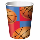 All Star Basketball 9Oz Cups