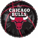 Chicago Bulls Mylar Balloon