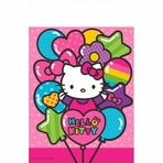 Hello Kitty Rainbow� Plastic Table Cover