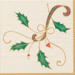 Holiday Nouveau Lunch Napkins