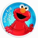 Hooray for Elmo Birthday Party