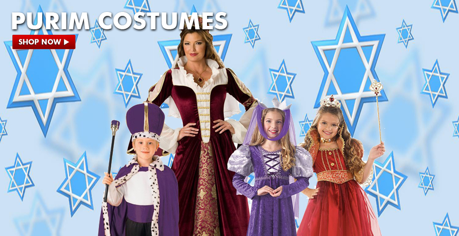 Purim Costumes & Accessories