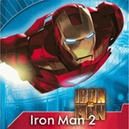 Iron Man 2 Party Supplies