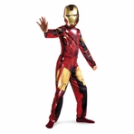 Iron Man 2 - Mark Vi  Classic Boy's Costume