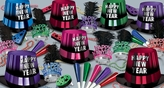 New Years Entertainer Assortment Party Kit for 50