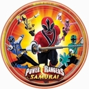 Power Rangers Samurai Party Supplies