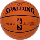 "Spalding Basketball 9"" Plates 18ct"