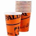 Spalding Basketball Cup 9oz 18ct