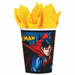 Superman� 9 oz. Cups