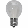 1 Watt - 11 Watt Replacement - Flashable LED Light Bulb - S11 Sign - Litetronics