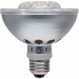 10 Watt - 50 Watt Replacement - Dimmable LED Light Bulb - PAR30 - Narrow Flood - Litetronics