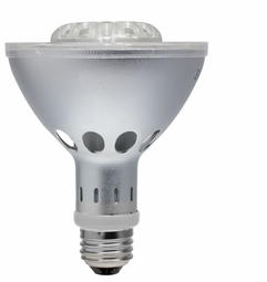10 Watt - 50 Watt Replacement - Dimmable LED Light Bulb - PAR30 Long Neck - Spot - Litetronics