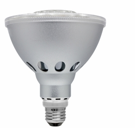10 Watt - 50 Watt Replacement - Dimmable LED Light Bulb - PAR38 - Narrow Flood - Litetronics