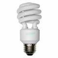 13 Watt - 60 Watt Replacement - CFL - Spiral - Medium Base - Litetronics