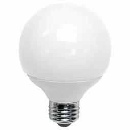 14 Watt - 60 Watt Replacement - CFL - G25 Globe - Medium Base - TCP
