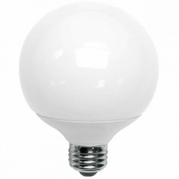 14 Watt - 60 Watt Replacement - CFL - G30 Globe - Medium Base - TCP