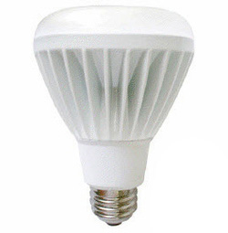 14 Watt - 85 Watt Replacement - Dimmable LED Light Bulb - BR30 - Litetronics