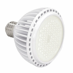 14 Watt - 75 Watt Replacement - Dimmable LED Light Bulb - PAR30 - Flood - Satco KolourOne