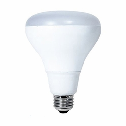 15 Watt - 80 Watt Replacement - Dimmable LED Light Bulb - BR30 - Bulbrite True Shape