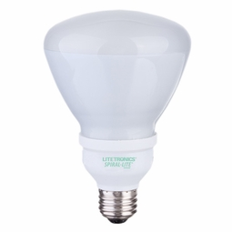 15 Watt - 65 Watt Replacement - CFL - R30 - Flood - Litetronics