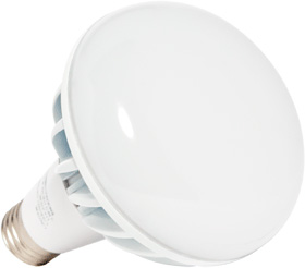 15 Watt - 70 Watt Replacement - Dimmable LED Light Bulb - BR40 - American Lighting