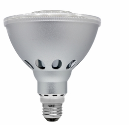 15 Watt - 75 Watt Replacement - Dimmable LED Light Bulb - PAR38 - Narrow Flood - Litetronics